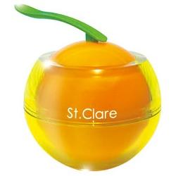 St.Clare 聖克萊爾 植物香氛系列-澄C透白水凝霜 Orange C White Cream