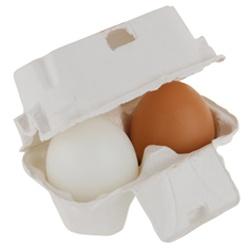 TONYMOLY 洗顏-亮采潔顏雙色蛋 Eggpore Shiny Skin Soap