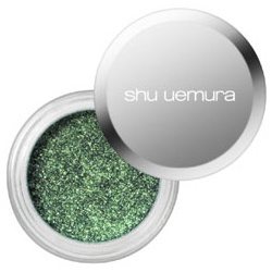 2011春夏彩妝『絢彩雨林』絢彩流星眼影粉 Shine Mystique Eye Color aqua green卅ivy gold卅khaki silver