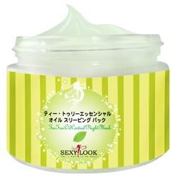 綠茶晚安凍膜