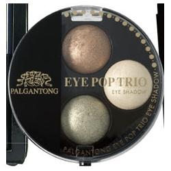 PALGANTONG 劇場魔匠 眼影-劇場魔匠魔力誘惑眼影盒 Palgantong Eye Pop Trio