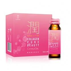 CatwalkGirl  營養補給食品-膠原蛋白美妍飲