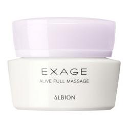 ALBION 艾倫比亞 乳霜-活潤高效按摩霜 Alive full massage