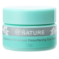 BeautyEasy  眼部保養-新生雪絨草 極效賦活眼霜 Edelweiss Advanced Resurfacing Eye Cream