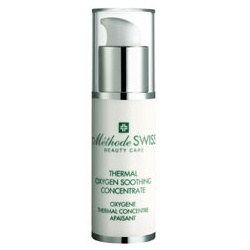 Methode SWISS 蜜黛詩 臉部保養-溫泉修護舒緩精華液 Thermal Oxygen Soothing Concentrate