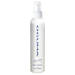 OGUMA 水美媒 髮妝‧造型-第二代 加強配方髮の水美媒 AquaKey for Hair's Solution II
