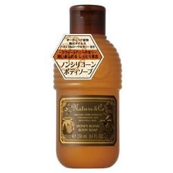 Nature&Co 秀髮保養系列-蜂蜜潤澤沐浴露