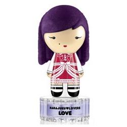 小惡魔限量公仔香水-小愛(Love)