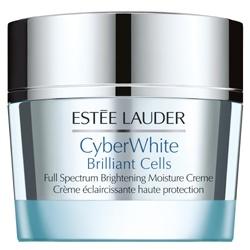 Estee Lauder 雅詩蘭黛 乳霜-HD超畫質晶燦透白乳霜 CyberWhite Brilliant Cells Full Spectrum Brightening Moisture Cream