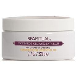乳香精油海鹽 LOOK INSIDE Organic bath salts