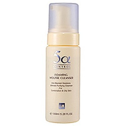 5α油我掌控保濕潔膚慕斯 5α Control Foaming Mousse Cleanser