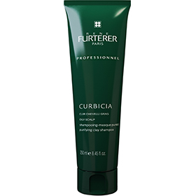Rene Furterer 荷那法蕊 CURBICIA葫蘆沁衡系列-Curbicia葫蘆沁衡淨髮泥 Curbicia purifying mask Shampoo with absorbent clay
