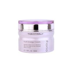 TONYMOLY 水漾美肌系列-水漾美肌修護面霜 Floria Youth Energy Cream