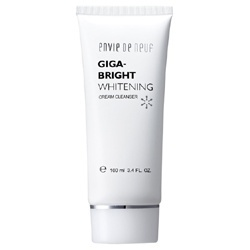 柔皙煥白淨透卸妝乳 Giga Bright Whitening Cream Cleanser