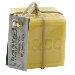 OLIVIERS & CO. 沐浴清潔-有機地中海橄欖甜橘精油馬賽皂 LE VERITABLE SAVON DE MARSEILLE BIO  A L'HUILE D'OLIVE