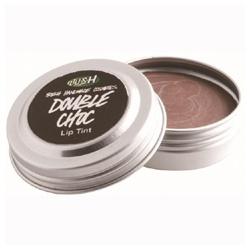 LUSH 唇部保養-布朗尼潤色護唇霜 Double Choc Lip Tint