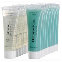 Omorovicza 臉部清潔系列-藍銅煥膚去角質乳 Copper Peel