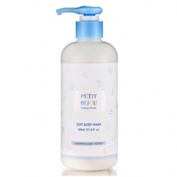 ETUDE HOUSE 沐浴清潔-雪綿綿潤膚沐浴乳 PETIT BIJOU Cutton Snow SOFT BODY WASH