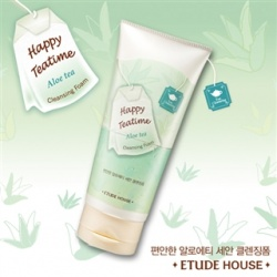 ETUDE HOUSE 臉部保養系列-午茶時光洗面乳 Happy Tea Time Cleansing Foam