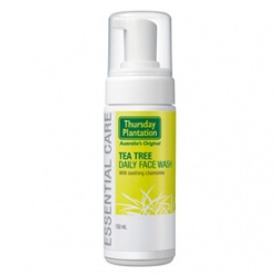 茶樹深層淨化慕絲 Thursday Plantation Tea Tree Daily Face Wash