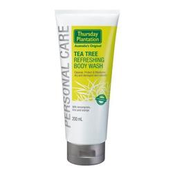 Thursday Plantation 星期四農莊 臉部保養-茶樹清新沐浴乳 Thursday Plantation Tea Tree Refreshing Body Wash