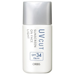新‧透妍防曬隔離霜SPF34PA++(清爽型) SUNSCREEN ON FACE LIGHT