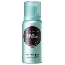 MAYBELLINE媚比琳 BB產品-純淨礦物BB慕絲 SPF30 PA+++ Pure BB Mineral Instant Skin Smoother