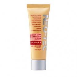 NEO-TEC 妮傲絲翠 防曬‧隔離-物理性潤色防曬霜SPF50★★★(自然膚色) NEO-TEC Physical Ultra Sun Protection Cream
