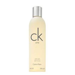 Calvin Klein 沐浴清潔-ck one 中性沐浴膠