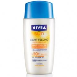 NIVEA 妮維雅 防曬‧隔離-輕感高效防曬乳液SPF50+/PA+++