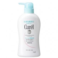 Curel 珂潤 潤髮-溫和滋養潤髮乳