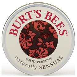 BURT`S BEES 小蜜蜂爺爺 香膏系列-戀戀香膏-時尚鳶尾花 naturally SENSUAL