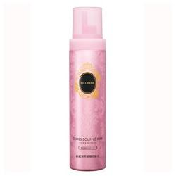 髮妝‧造型產品-粉紅泡芙髮腊式慕絲