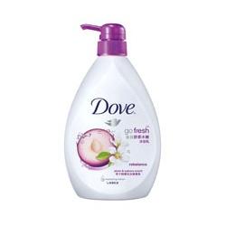 Dove 多芬 身體清潔系列-舒柔水嫩沐浴乳