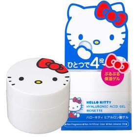 ROSETTE 露姬婷 乳霜-Hello Kitty四合一精華保濕乳霜