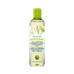 2011環保檸檬草沐浴膠 EARTH LOVERS PEAR & LEMONGRASS 100% BIODEGRADABLE SG