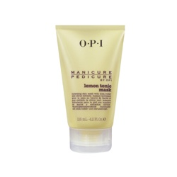 OPI 腿‧足保養-檸檬滋養白晳修護膜 Lemon Tonic Mask