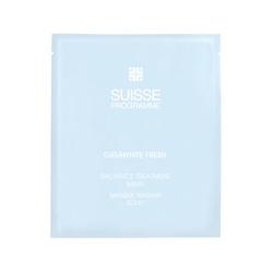 SUISSE PROGRAMME 葆麗美 保養面膜-全新億能量透白精華面膜 Gigawhite Fresh Radiance Treatment Mask