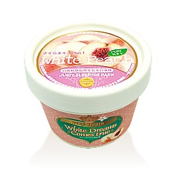 LOVE MORE 愛戀膜法 臉部保養系列-白蜜桃無瑕零毛孔水白凍膜 White Peach Juicy Sleeping Pack