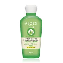 有機蘆薈保濕化妝水