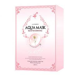 LOVE MORE 愛戀膜法 保養面膜-AQUA深層亮白水凝膜 Deep Whitening Aqua  Mask