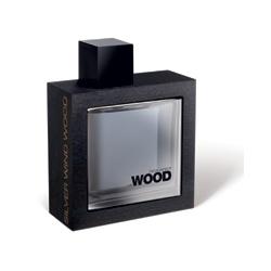 DSQUARED² 香水系列-HE WOOD銀木之風男性淡香水