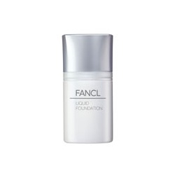 FANCL 彩妝系列-晶透瓷肌粉底液