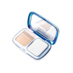 L`OREAL PARiS 巴黎萊雅 臉部彩妝-三色光譜美白粉餅 SPF19PA+++