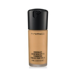 柔礦迷光潤澤粉底液 SPF15 MINERALIZE SATINFINISH  SPF 15 FOUNDATION