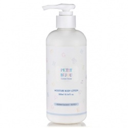 雪綿綿保濕身體乳 PETIT BIJOU COTTON SNOW MOISTURE BODY LOTION