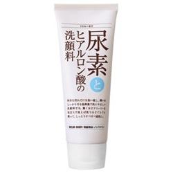 尿素+玻尿酸 超水感洗顏霜 Urea & Hyaluronic Acid Face Wash