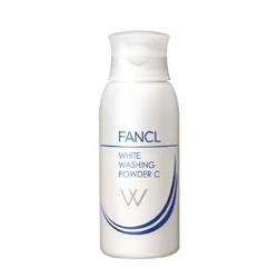FANCL 洗顏-魔法泡泡潔顏粉(淨白限定版)