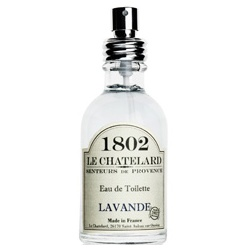 LE CHATELARD 1802 夏特拉爾 女性香氛-法國薰衣草淡香水