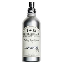 LE CHATELARD 1802 夏特拉爾 室內‧衣物香氛-法國薰衣草室內噴霧